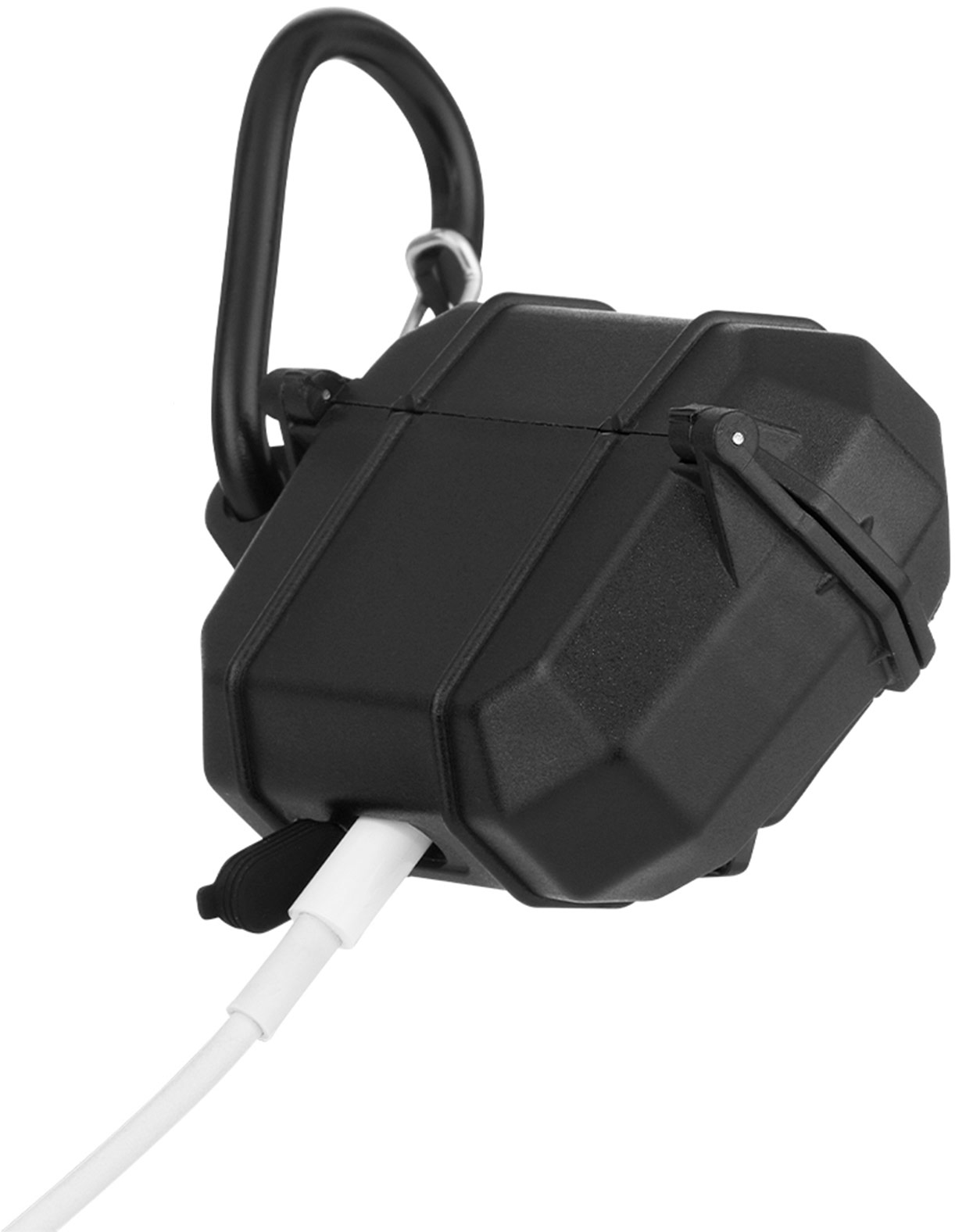 pelican pp043298 black marine airpod pro waterproof case