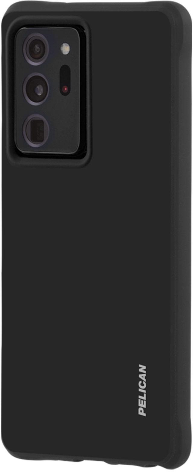 pelican pp043332 ranger samsung note20 ultra black phone case