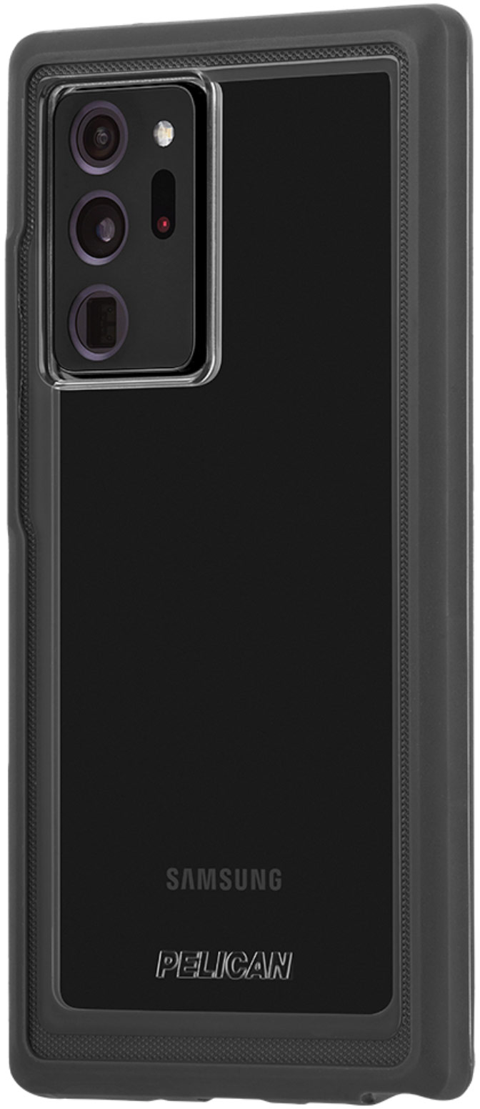 pelican pp043340 samsung note20 ultra 5g voyager clear phone case