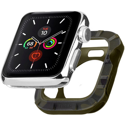 pelican pp043390 protector apple watch bumper camo 38mm