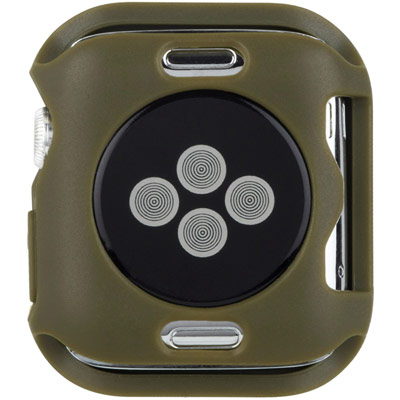 pelican pp043390 protector apple watch bumper camo slim