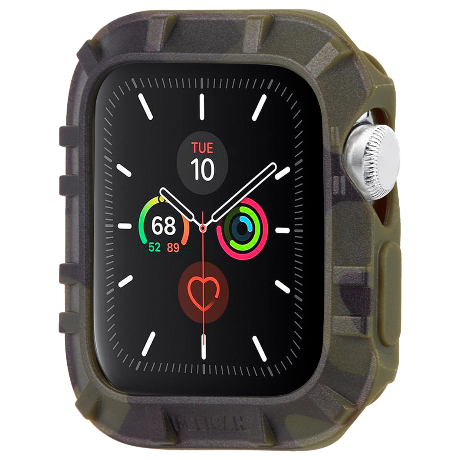 pelican pp043390 protector apple watch bumper camo