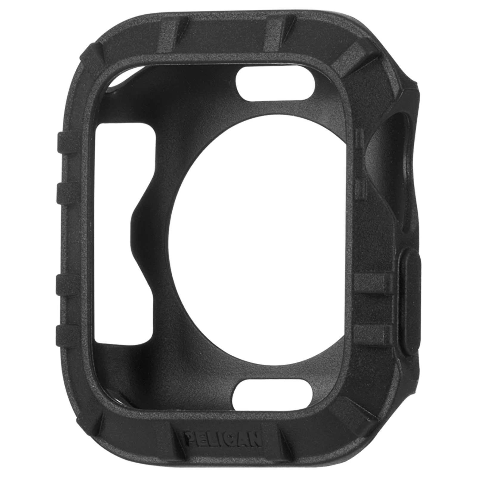 pelican pp043390 protector apple watch rubber bumper black
