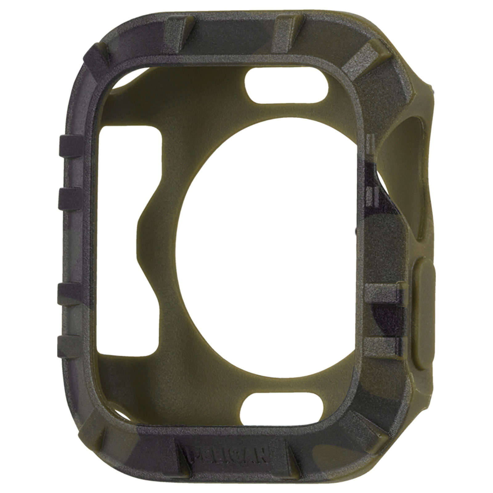 pelican pp043390 protector apple watch rubber bumper camo