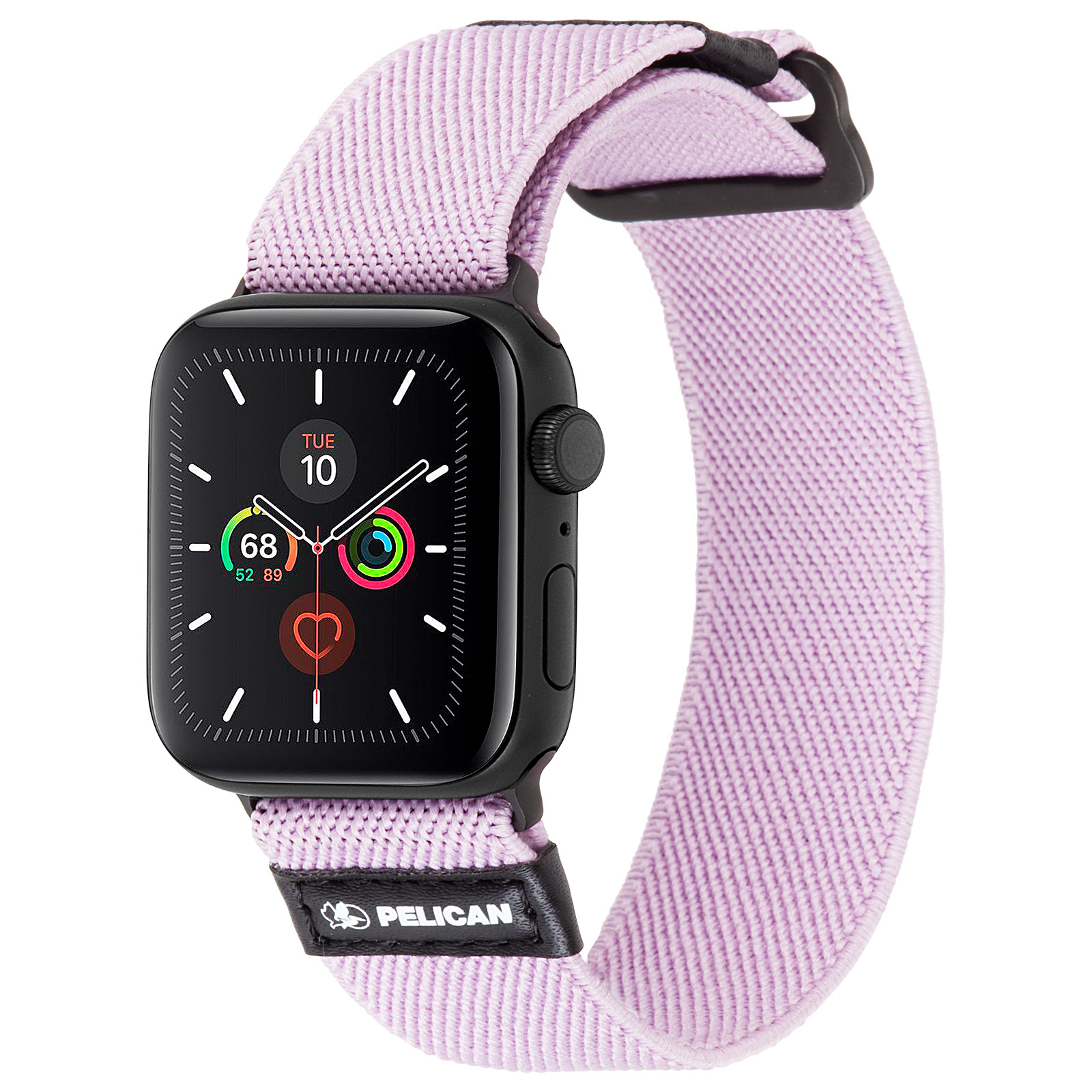 pelican pp043402 protector apple watch band mauve