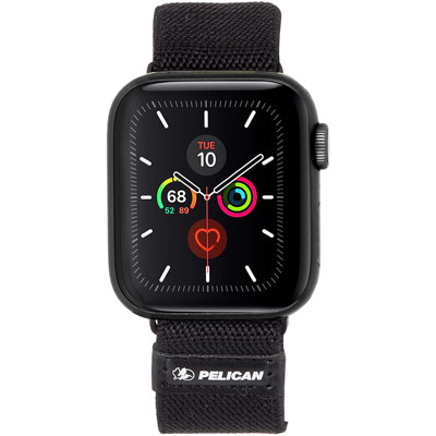 pelican pp043402 protector apple watch band strap 42mm black