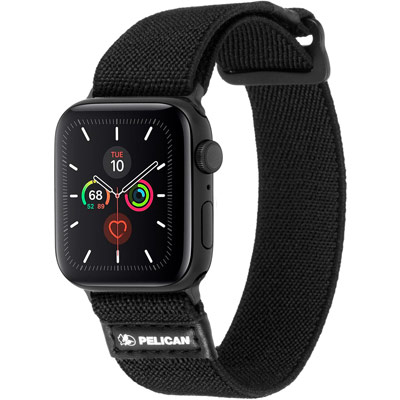 pelican pp043408 protector apple watch band black