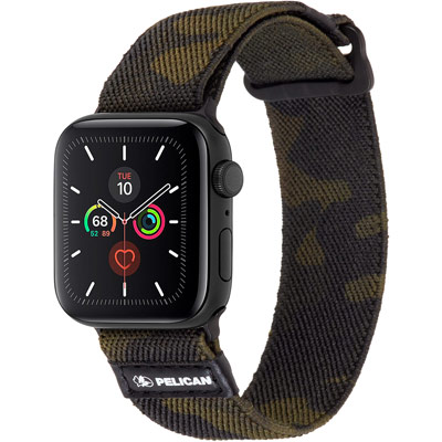 pelican pp043408 protector apple watch band camo