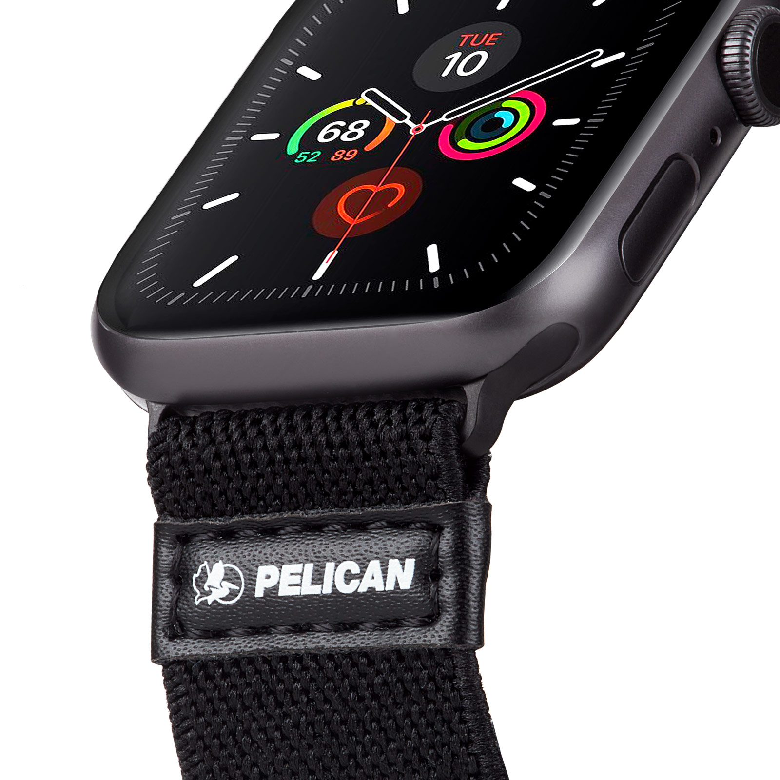 pelican pp043408 protector apple watch band strap black