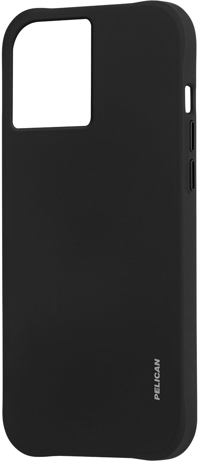 pelican pp043486 ranger black rubber iphone case