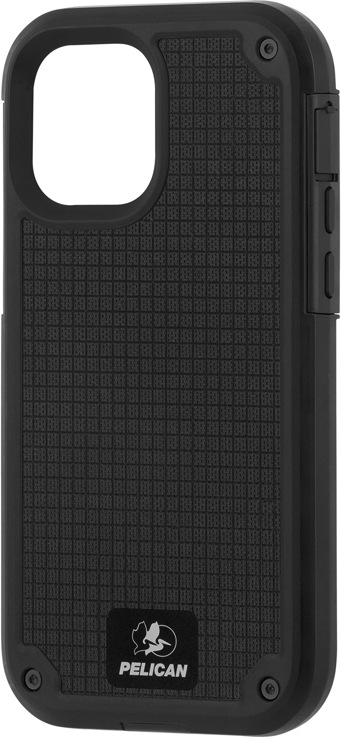 pelican pp043500 shield black g10 iphone heavy duty case