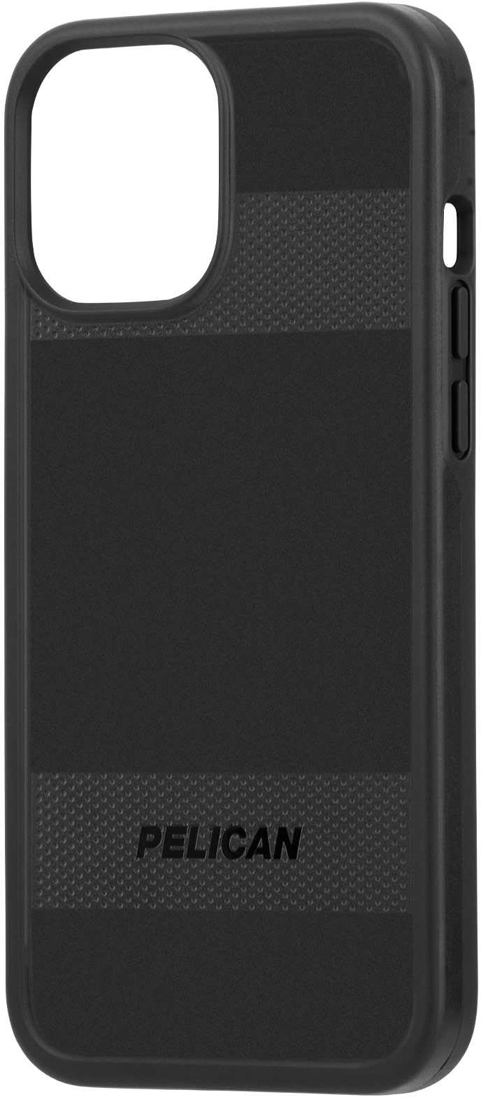 pelican pp043560 black protector military grade iphone case