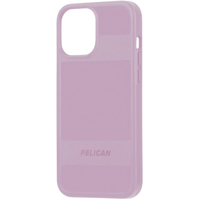 pelican pp043560 iphone 12 mauve protector phone case
