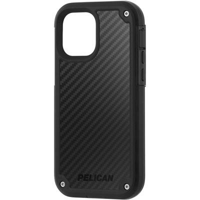 pelican pp043570 black kevlar shield tough iphone case