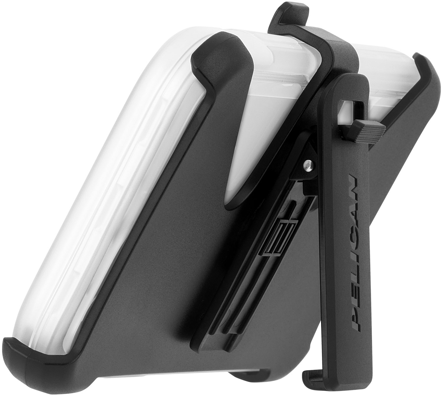 pelican pp043636 voyager clear stand iphone case