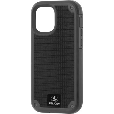 pelican pp043702 gray shield g10 iphone 12 pro tough phone case