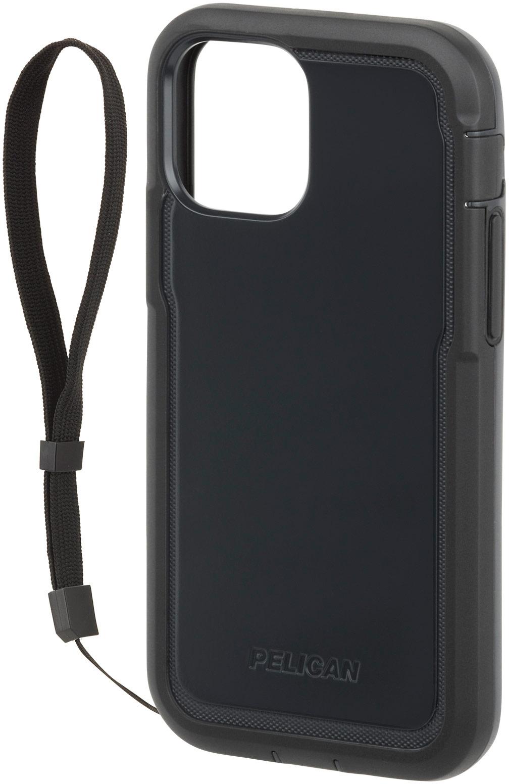 pelican pp043816 marine active black waterproof iphone case