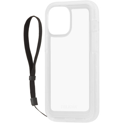 pelican pp043820 marine active clear iphone case strap