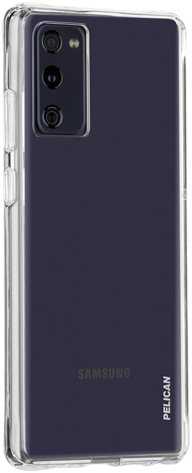 pelican pp044897 adventurer clear samsung s20 phone case