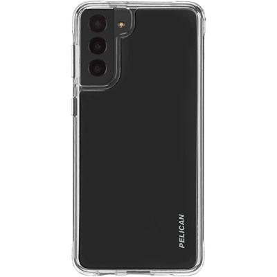 pelican pp045162 samsung s21 clear adventurer phone case
