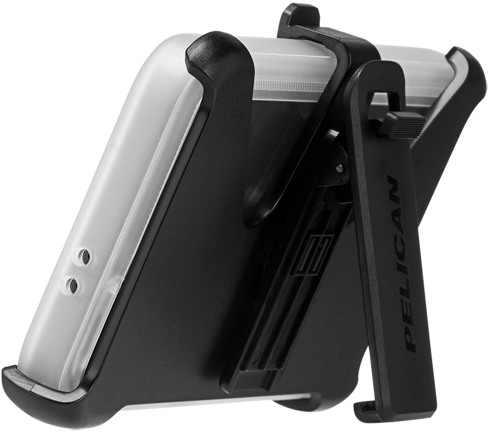 pelican pp045170 samsung galaxy s21 voyager holster phone case clear