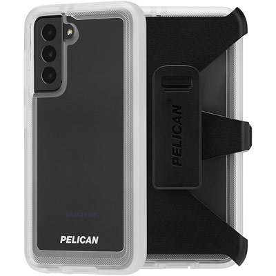 pelican pp045170 samsung galaxy s21 voyager phone case clear
