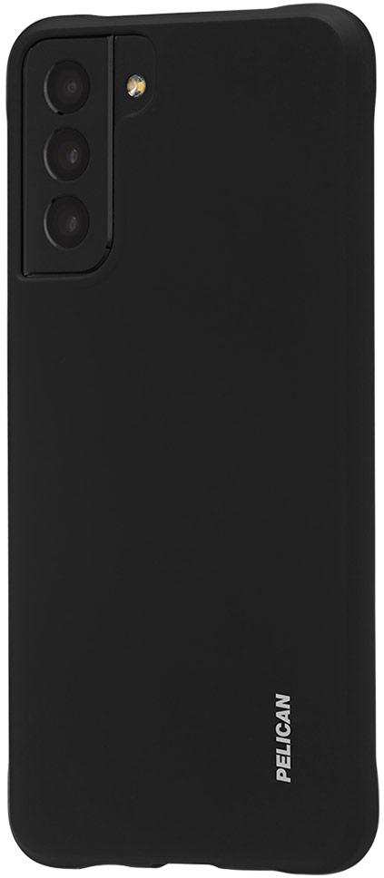 pelican pp045182 samsung s21 plus adventurer black slim phone case