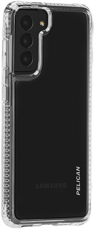 pelican pp045186 samsung galaxy s21 plus ranger slim phone case clear