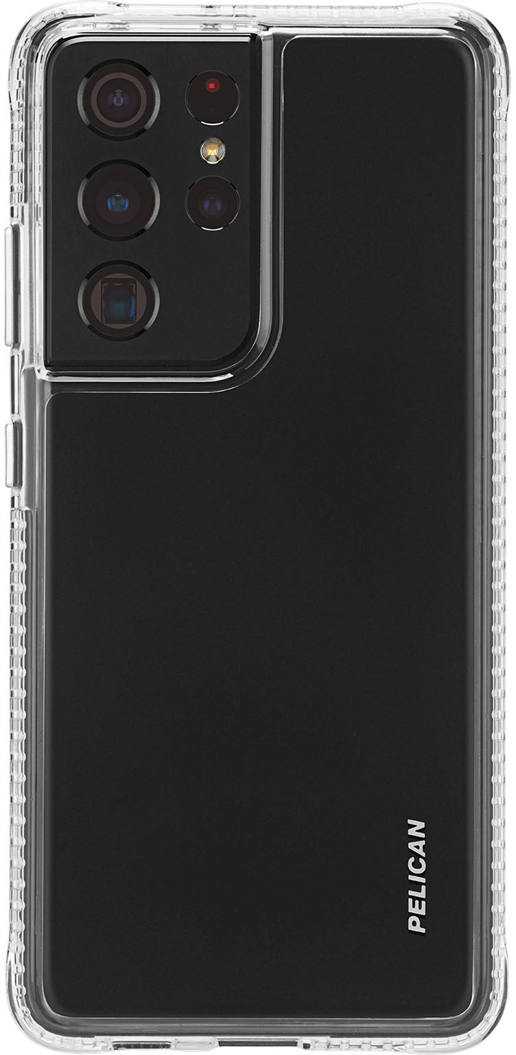 pelican pp045210 samsung galaxy s21 ultra phone case clear
