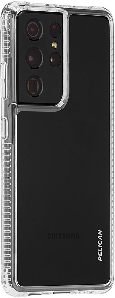 pelican pp045210 samsung galaxy s21 ultra ranger slim phone case clear