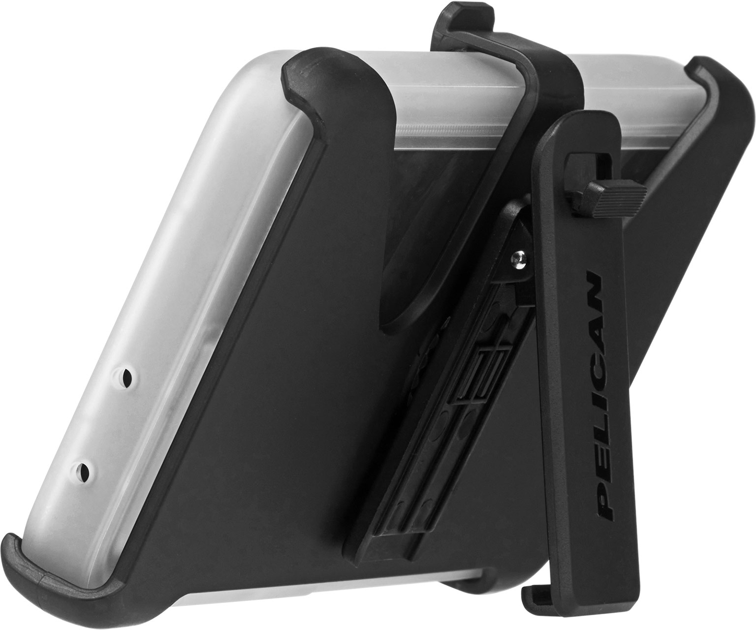 pelican pp045214 samsung galaxy s21 ultra voyager holster phone case clear