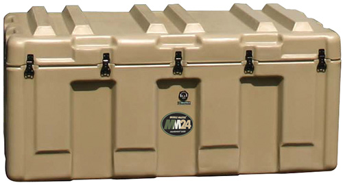 pelican military waterproof shipping box