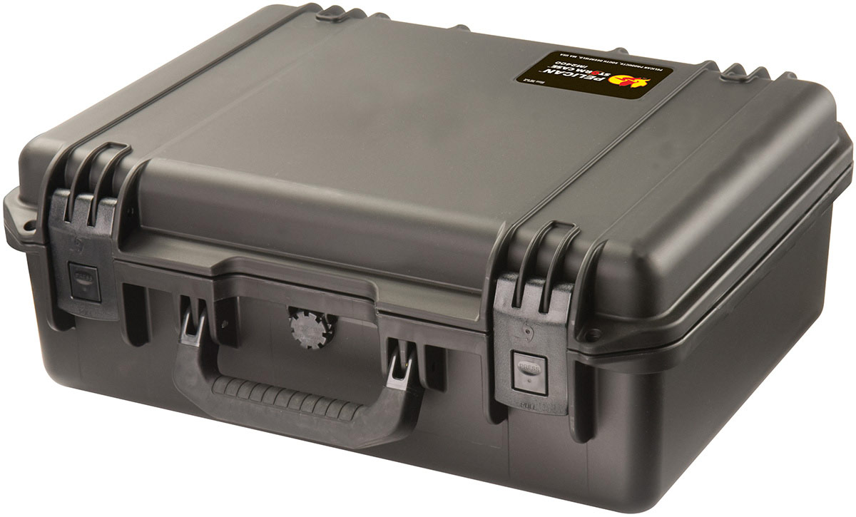 pelican waterproof hardcase travel case