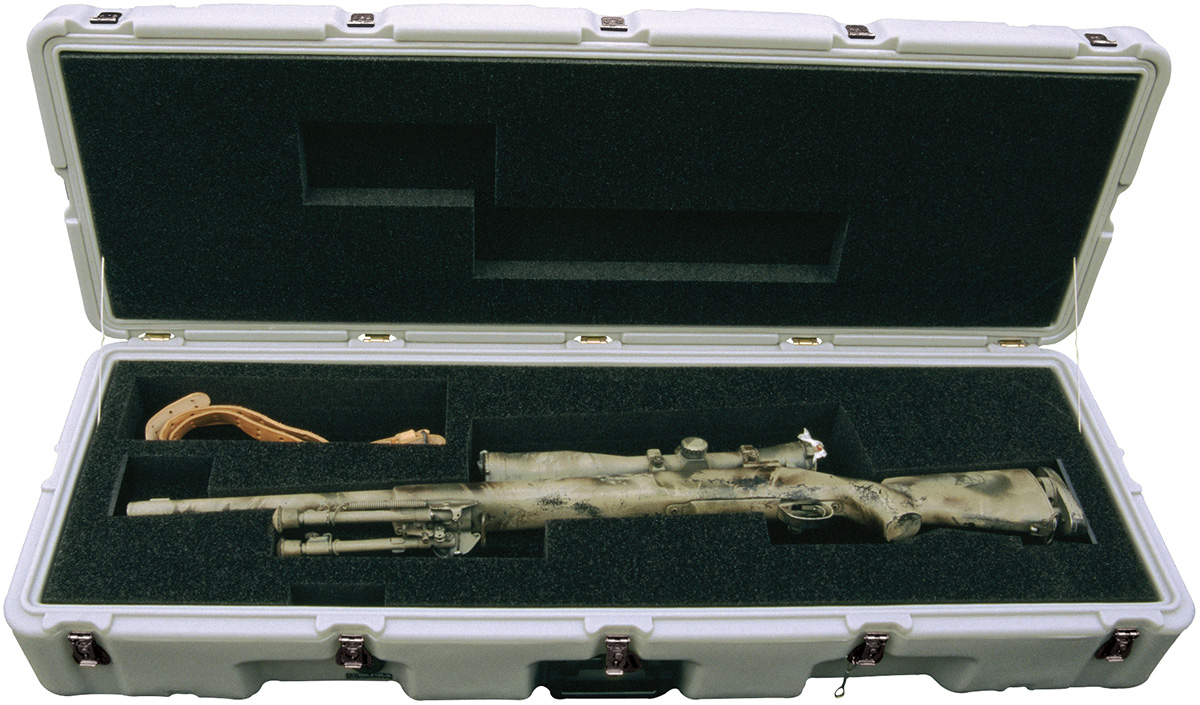 pelican peli products 472 M24 usa military m24 rifle hardcase