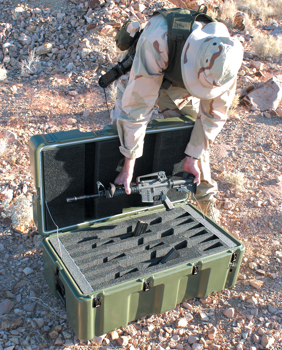 pelican peli products 472 M4 M11 5 military m4 m11 rifle transport case