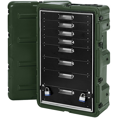 pelican 472 medchest3 8d mobile military medical cabinet