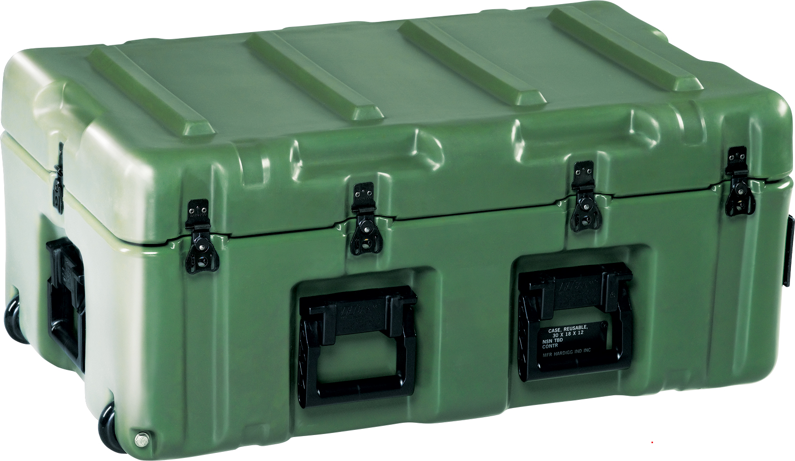 pelican military medical supply box chest