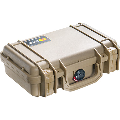 pelican 1170 desert tan firearm case