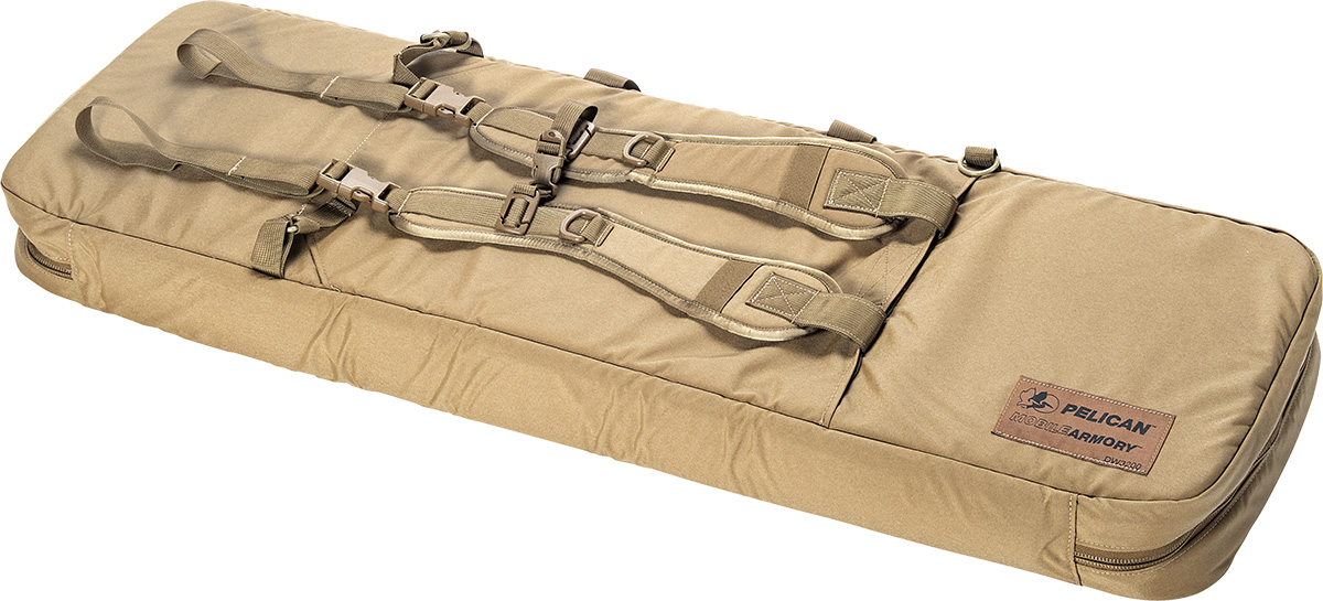 pelican 472-pwc-dw3200 fieldpak soft bag weapon case