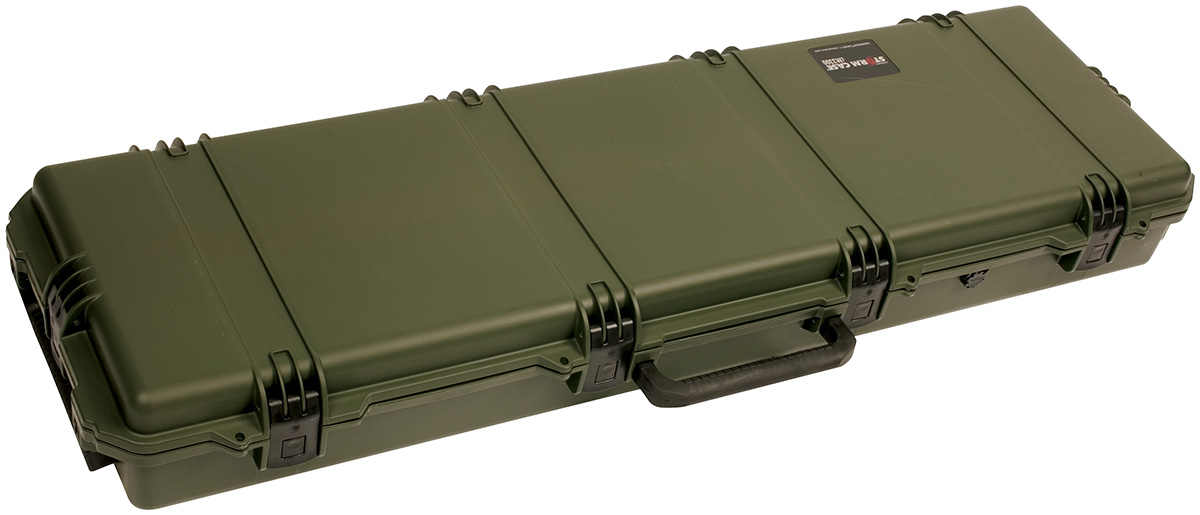 pelican peli products 472 PWC DW3300 usa made military rifle hardcase