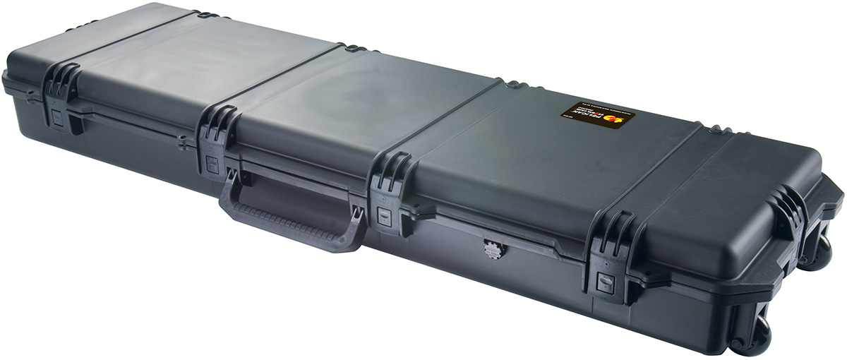 pelican rifle shotgun hard carrying case