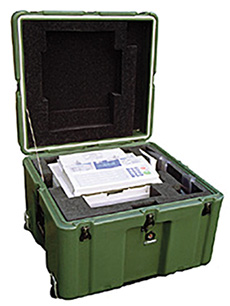pelican usa military fax machine box