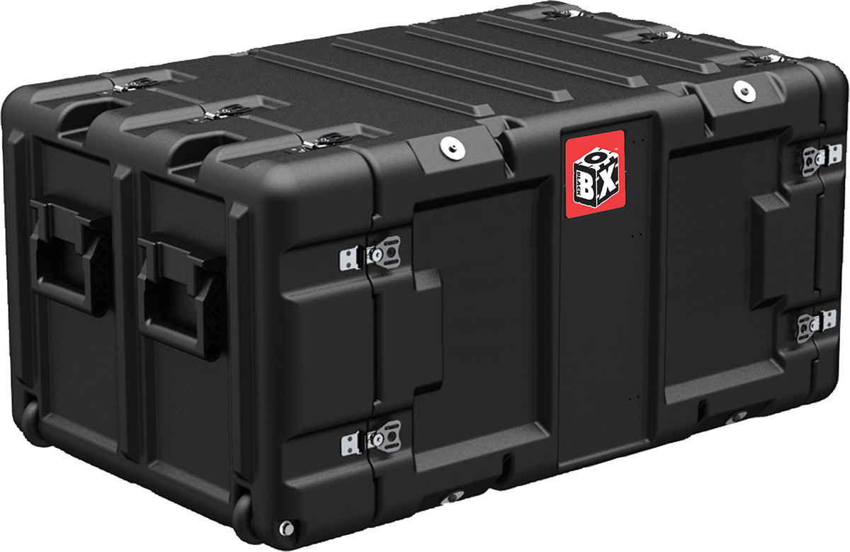 peli blackbox7u 7u blackbox rackmount hard case