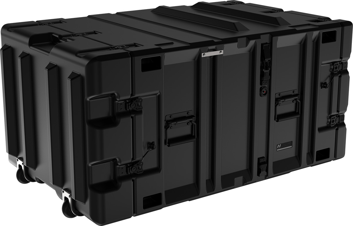 pelican 7u v series rack mount case classic-v-series-7u shock mount