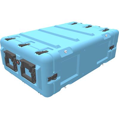 peli min mac rack case mr4u-40-610-100