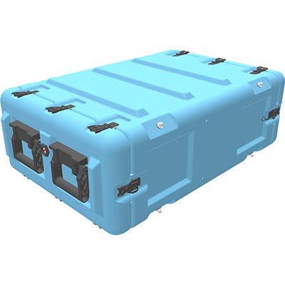peli min mac rack case mr4u-40-610-40
