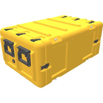 peli min mac rack case mr6u-40-610-100