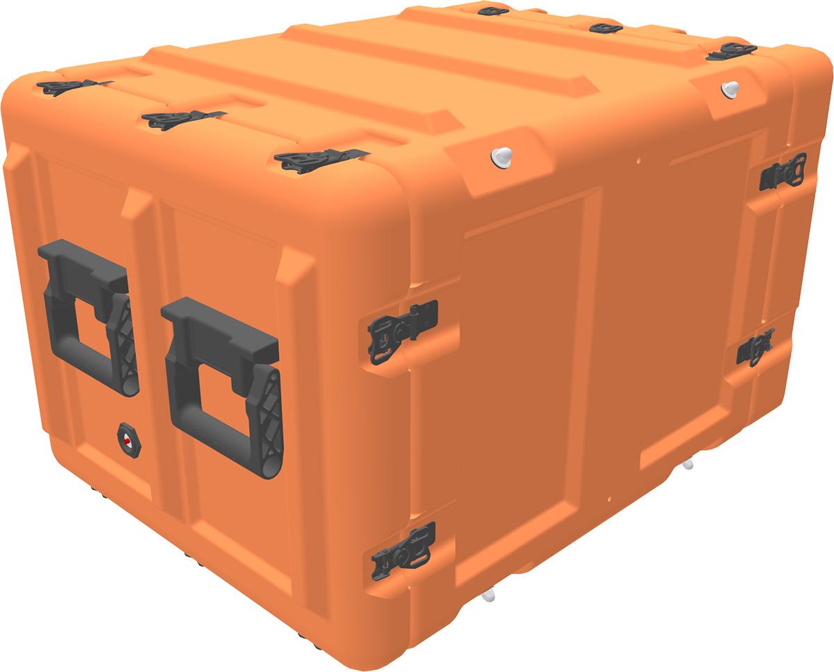 peli min mac rack case mr8u-40-480-100