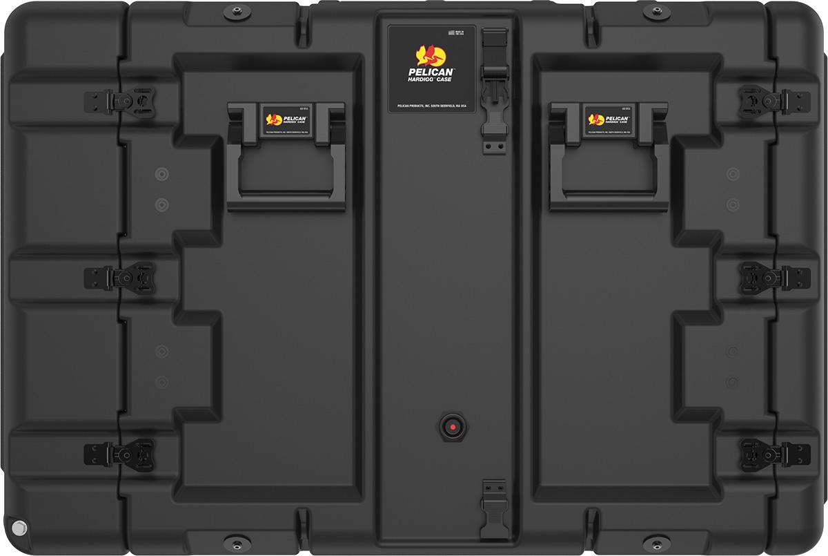 pelican 11u super v series rack mount case super-v-series-11u case usa made