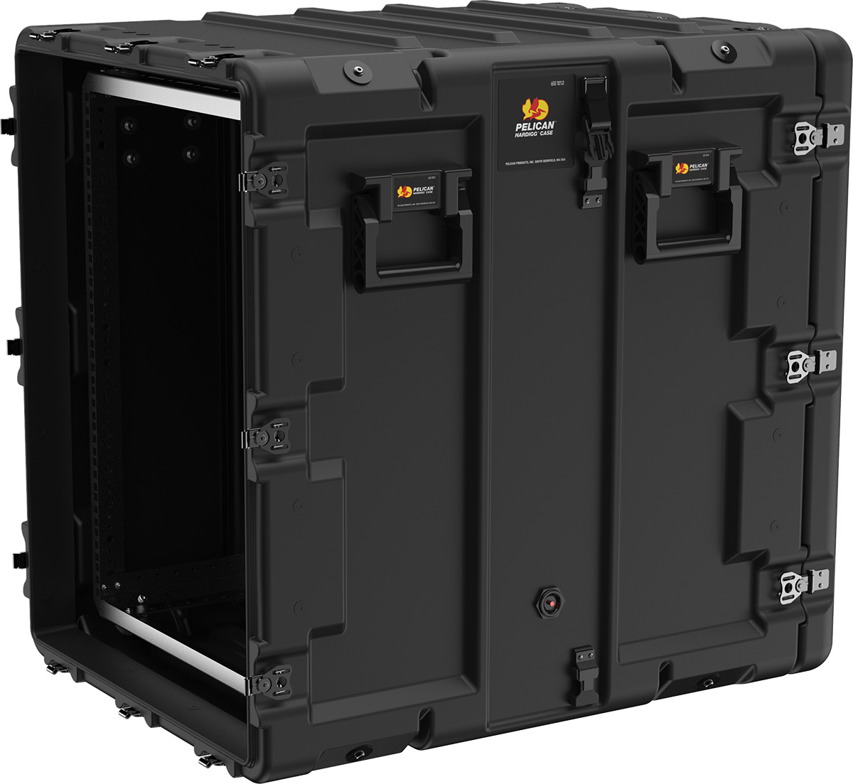 pelican 14u super v series rack mount case super-v-series-14u shock